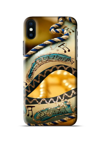 Mask Apple iPhone X Case