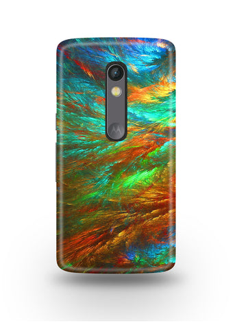 Abstract Art Moto X Play Case