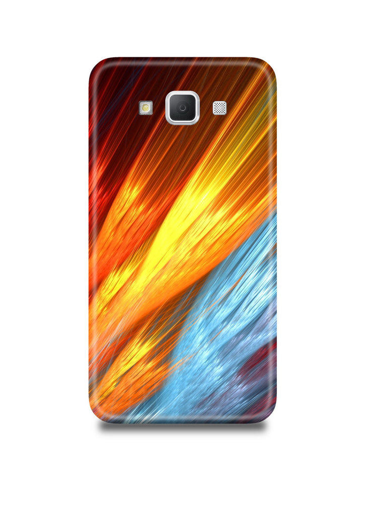 Colorful Samsung A7 Case