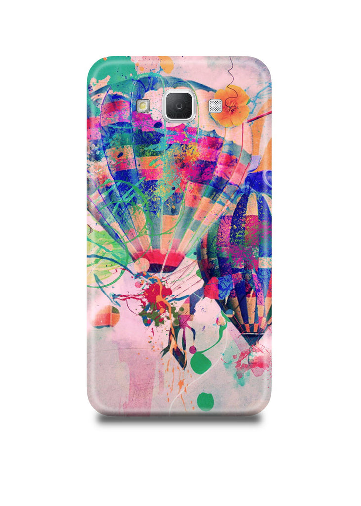 Abstract Hot Air Balloon  Samsung E5 Case
