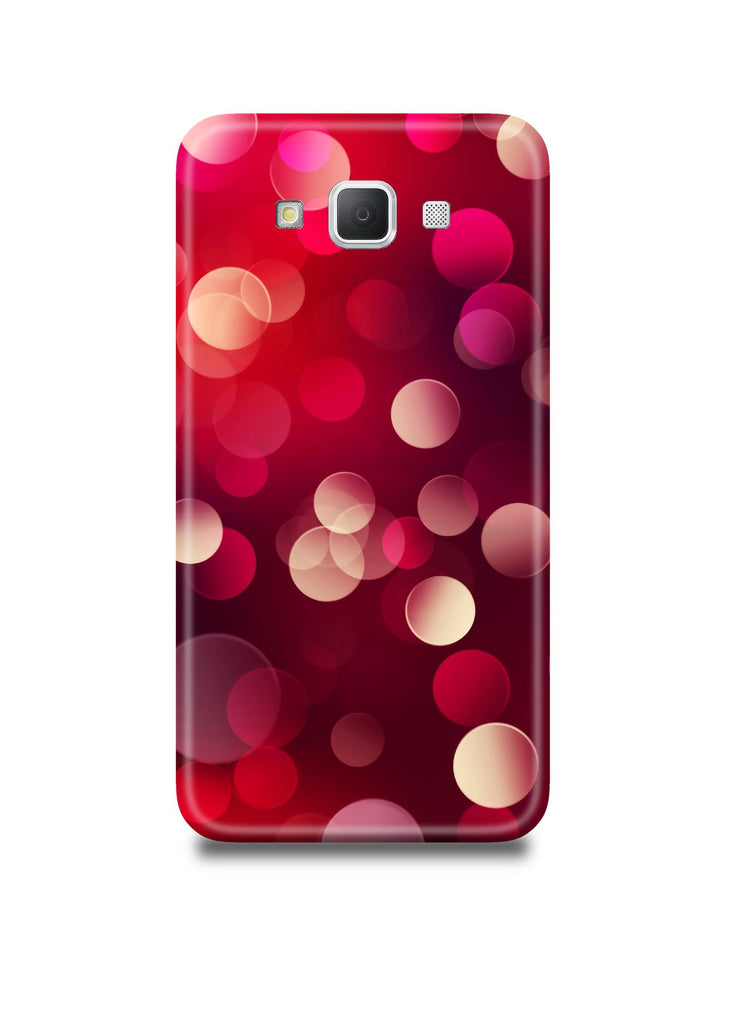 Abstract Light Samsung A3 Case