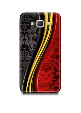 Abstract  Samsung A8 Case