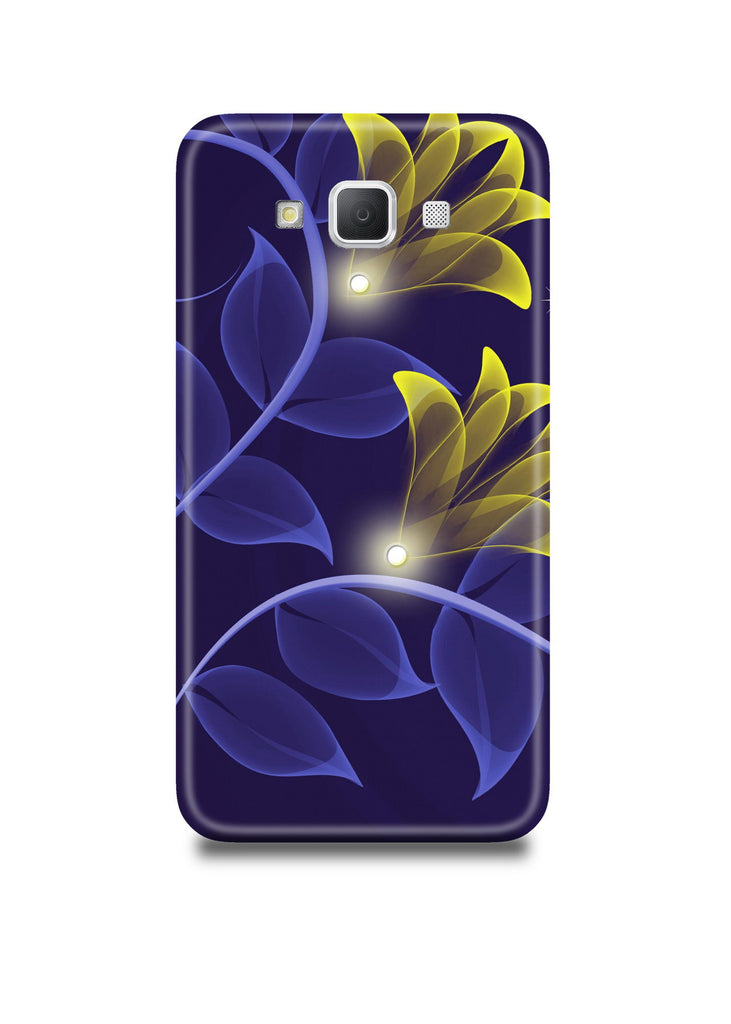 Abstract Flower Samsung E5 Case
