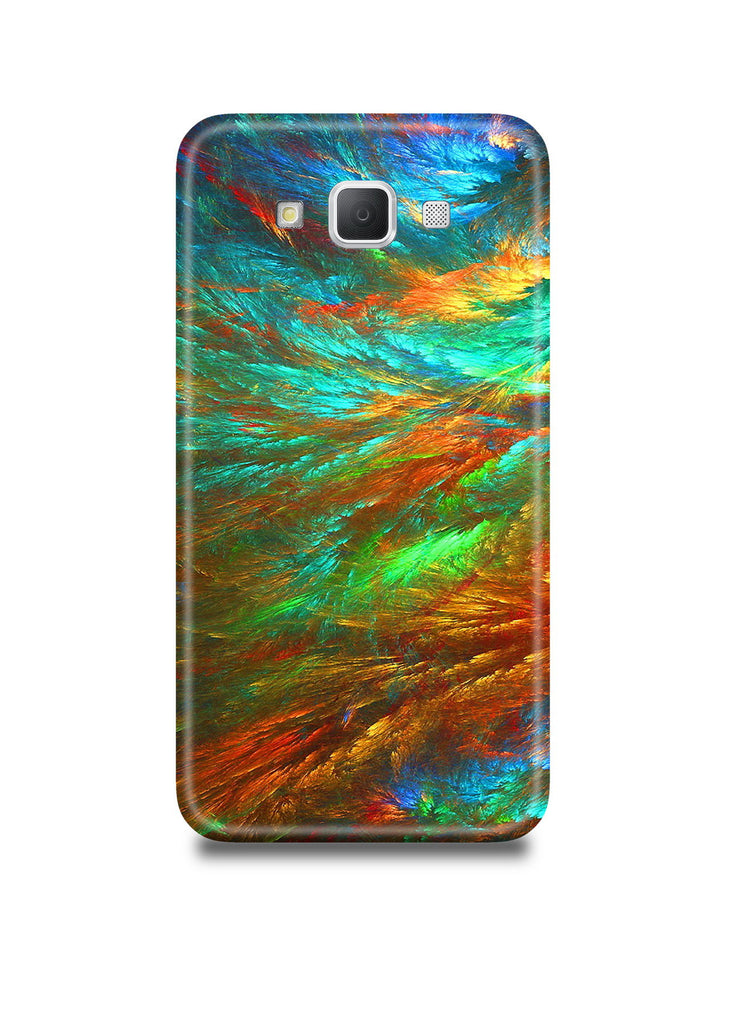 Abstract Art Samsung E7 Case
