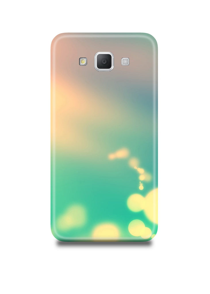 Abstract Light Samsung A7 Case