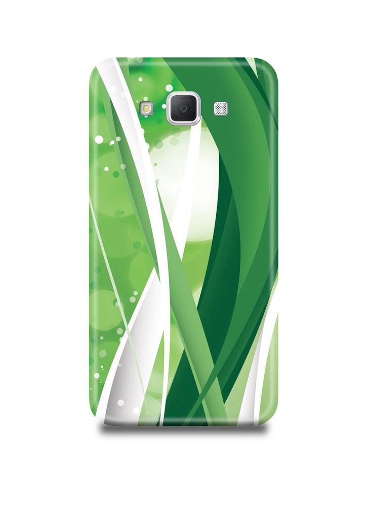 Abstract Lines Samsung A3 Case