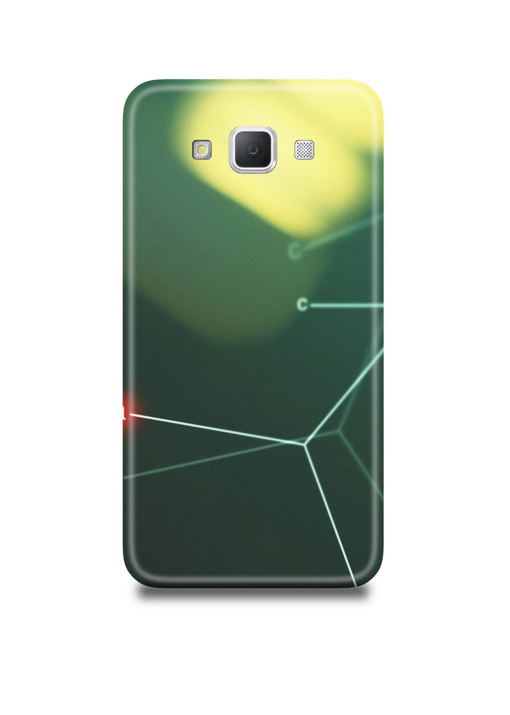 Abstract Design Samsung A3 Case