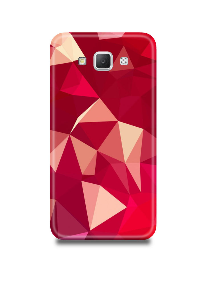 Abstract Design Samsung A8 Case