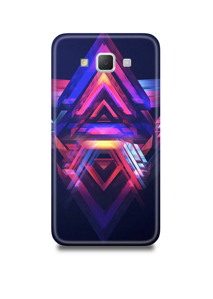Abstract Design Samsung E5 Case