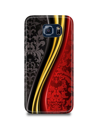 Abstract  Samsung S6 Edge Plus Case