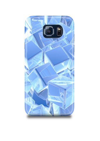 3D Cubes Samsung S6 Edge Plus Case