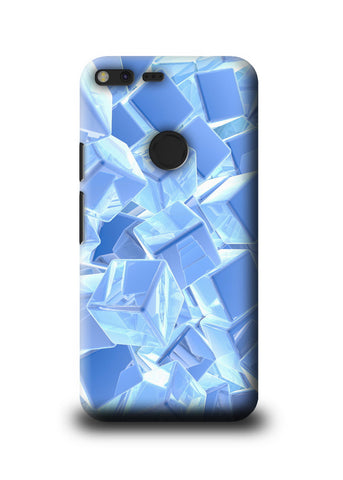 3D Polygon Google Pixel Case