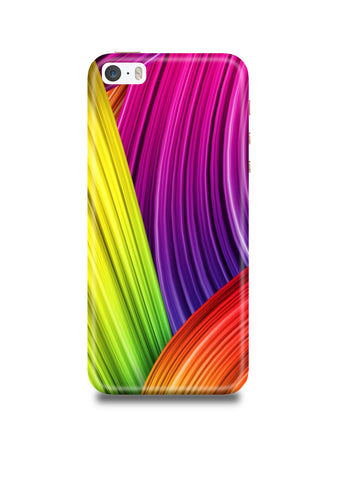 Colorful Lines iPhone5/5s Case