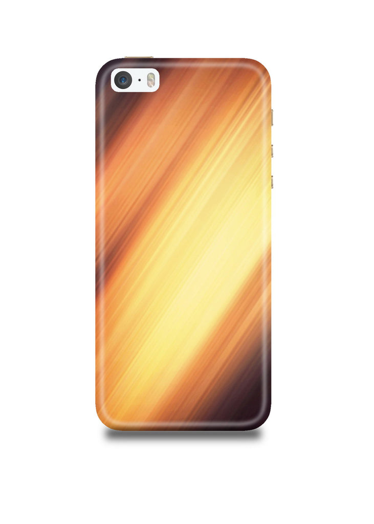 Abstract Flames iPhone SE Case