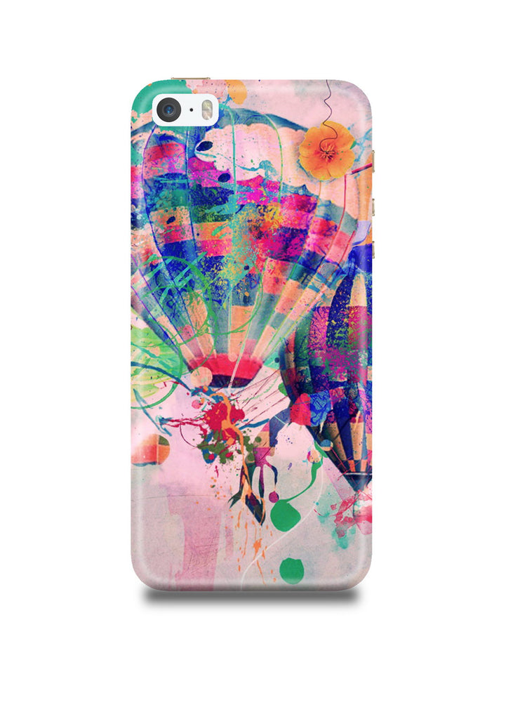 Abstract Hot Air Balloon  iPhone5/5s Case