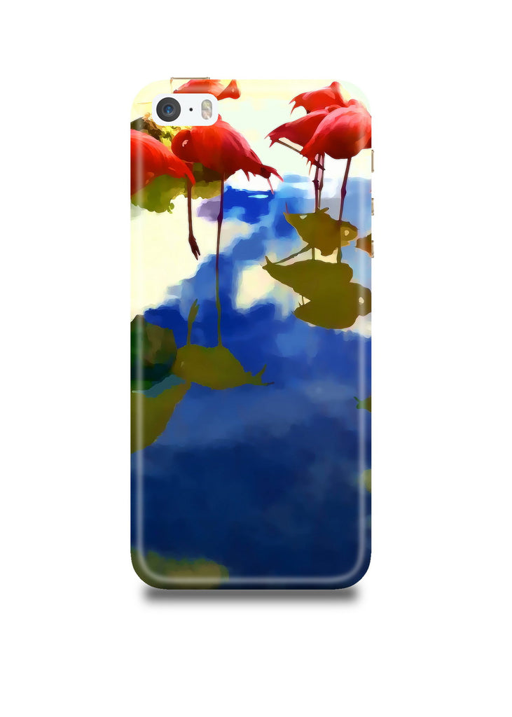Abstract Oil Painting iPhone5/5s Case