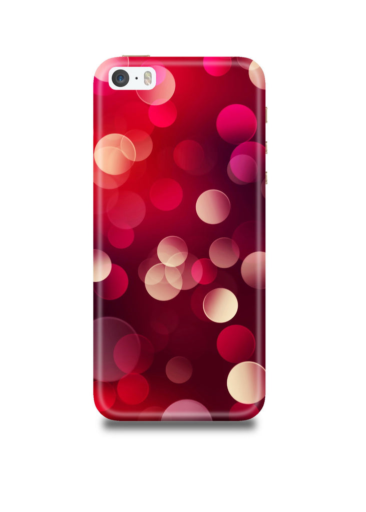 Abstract Light iPhone SE Case