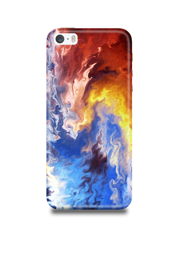 Abstract Art iPhone SE Case