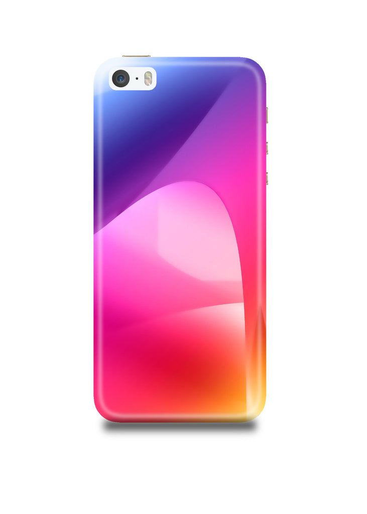 Abstract Design iPhone SE Case