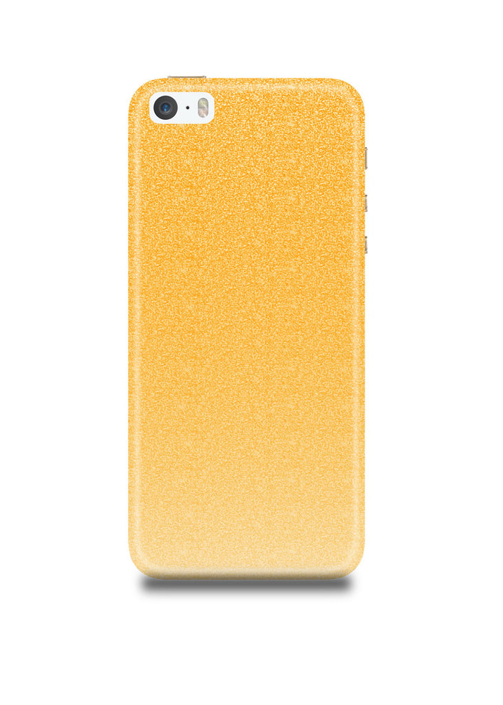 Gold Sparkle iPhone5/5s Case