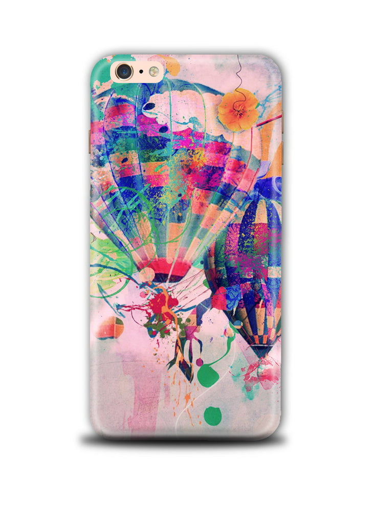 Abstract Hot Air Balloon  iPhone 6 Plus/6s Plus Case