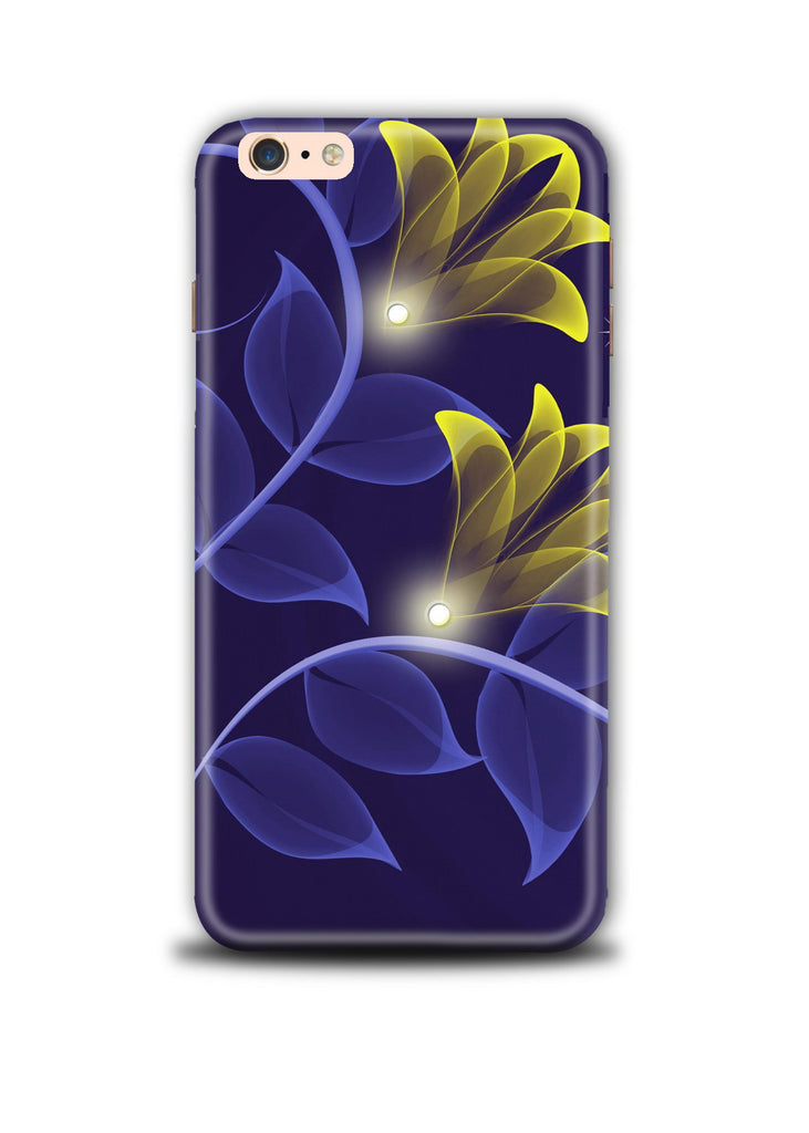 Abstract Flower iPhone 6 Plus/6s Plus Case