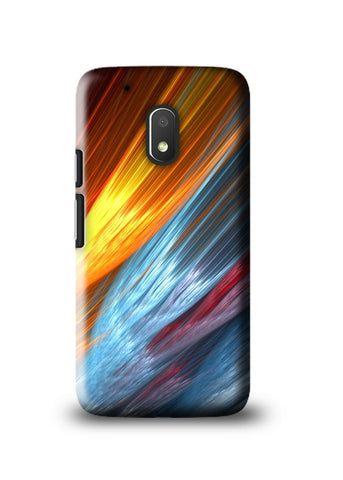 Abstract Light Moto G4 Play Case