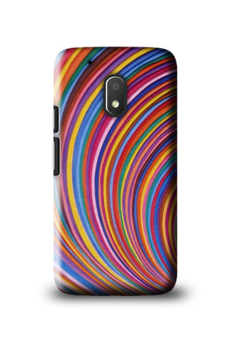 Abstract Art Moto G4 Play Case