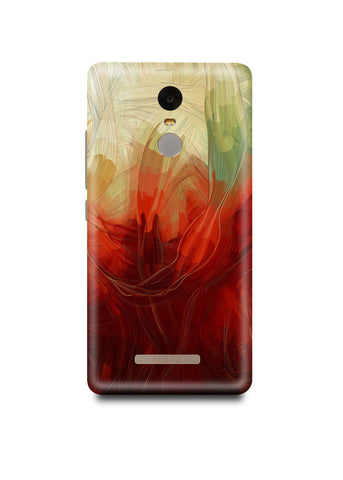 Abstract Art Xiaomi Note 3 Case