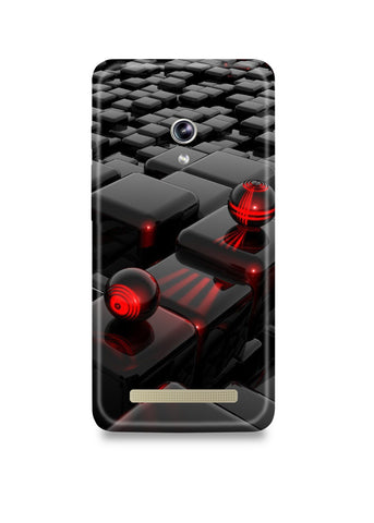 3D Polygon Asus Zenfone 5 Case
