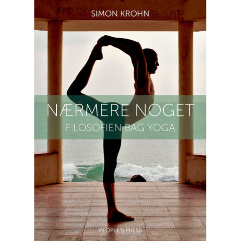 NÆRMERE NOGET BOOK by SIMON KROHN