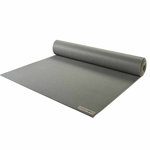 JADE YOGA HARMONY MAT - COOL GREY