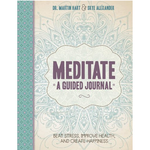 MEDITATION - A GUIDED JOURNAL