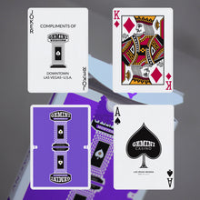 Load image into Gallery viewer, Gemini Casino Purple