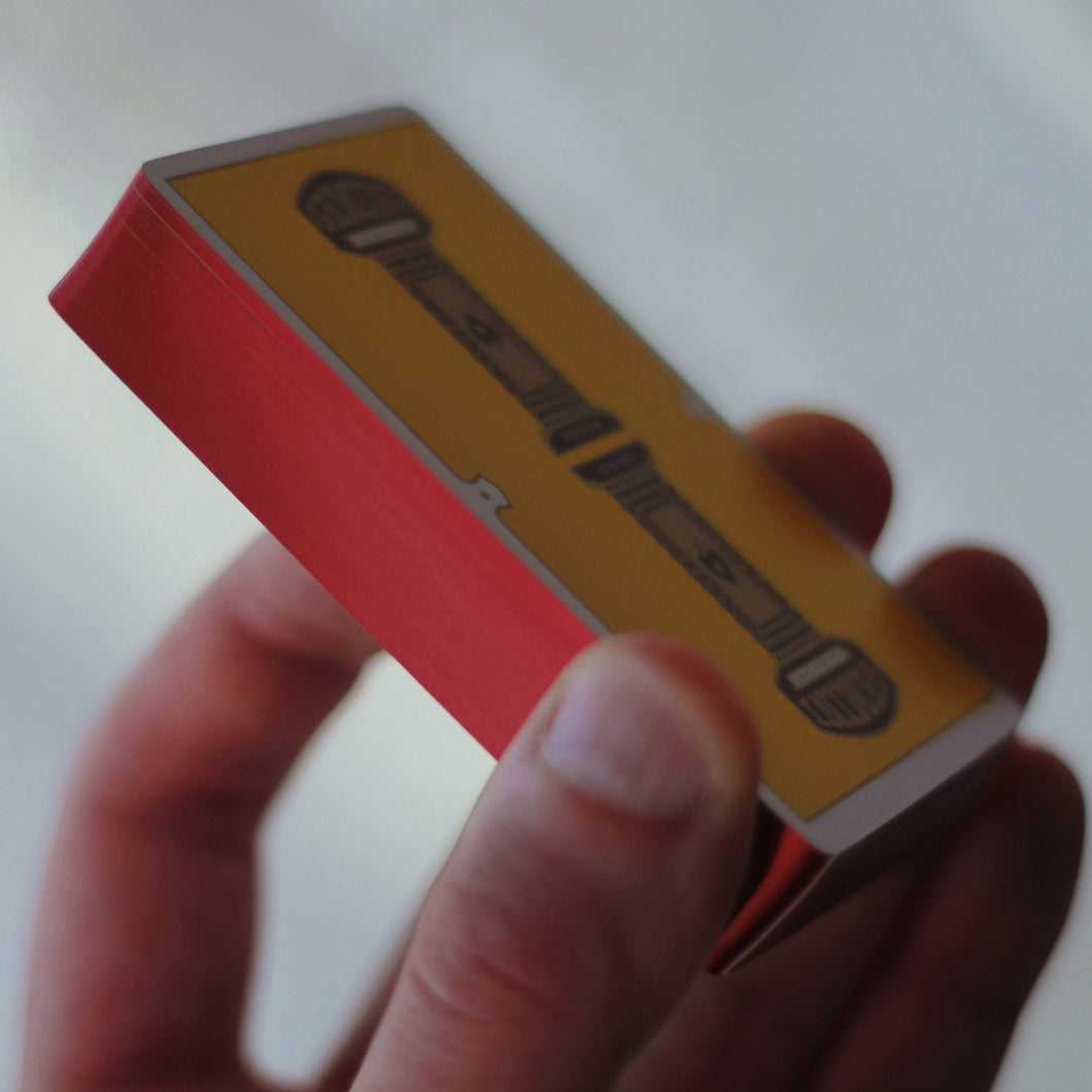 Gemini Casino Yellow RED GILDED