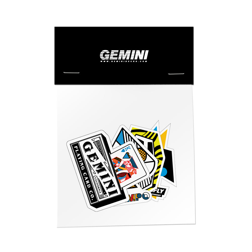 Gemini Sticker Pack (FREE gift)