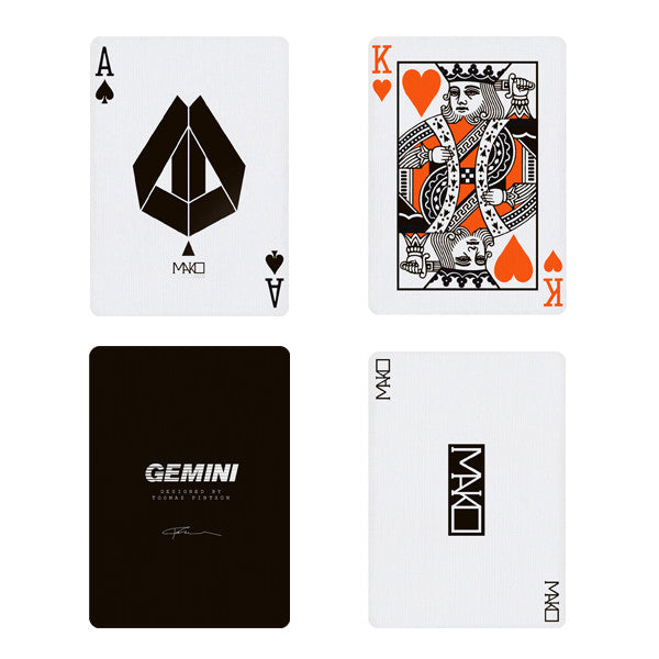 Mako Playing Cards