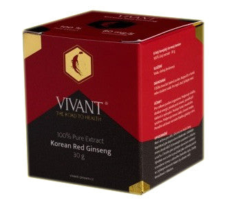 Korean Red Ginseng Extract - Lavivant