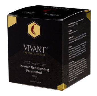 Korean Fermented Red Ginseng Extract - Lavivant