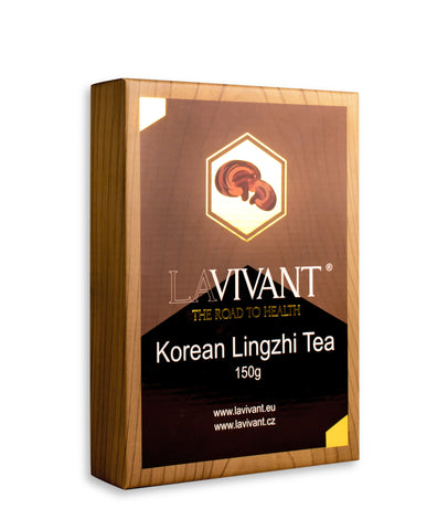 Korean Lingzhi (Reishi) Tea - 50 sachets
