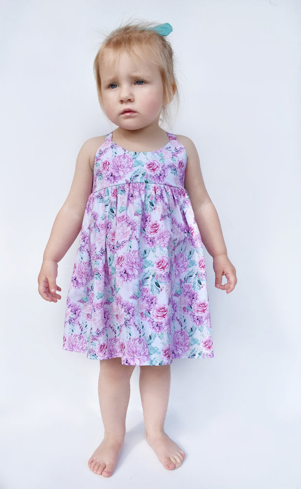 Tilda Pink Fairy Dress - Mini Maddy Moo's