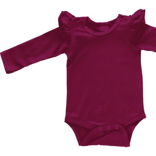 Short Sleeve FlutterSuits (capped) - Mini Maddy Moo's