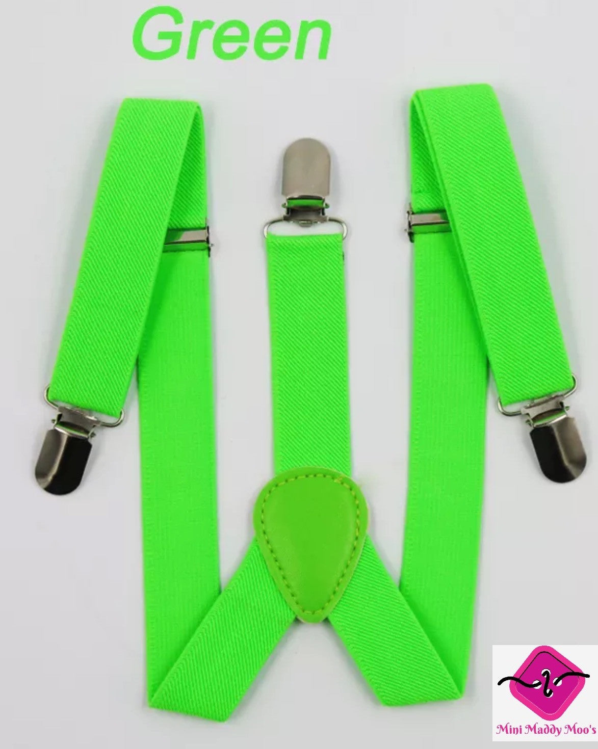 Kids Suspender's - Mini Maddy Moo's