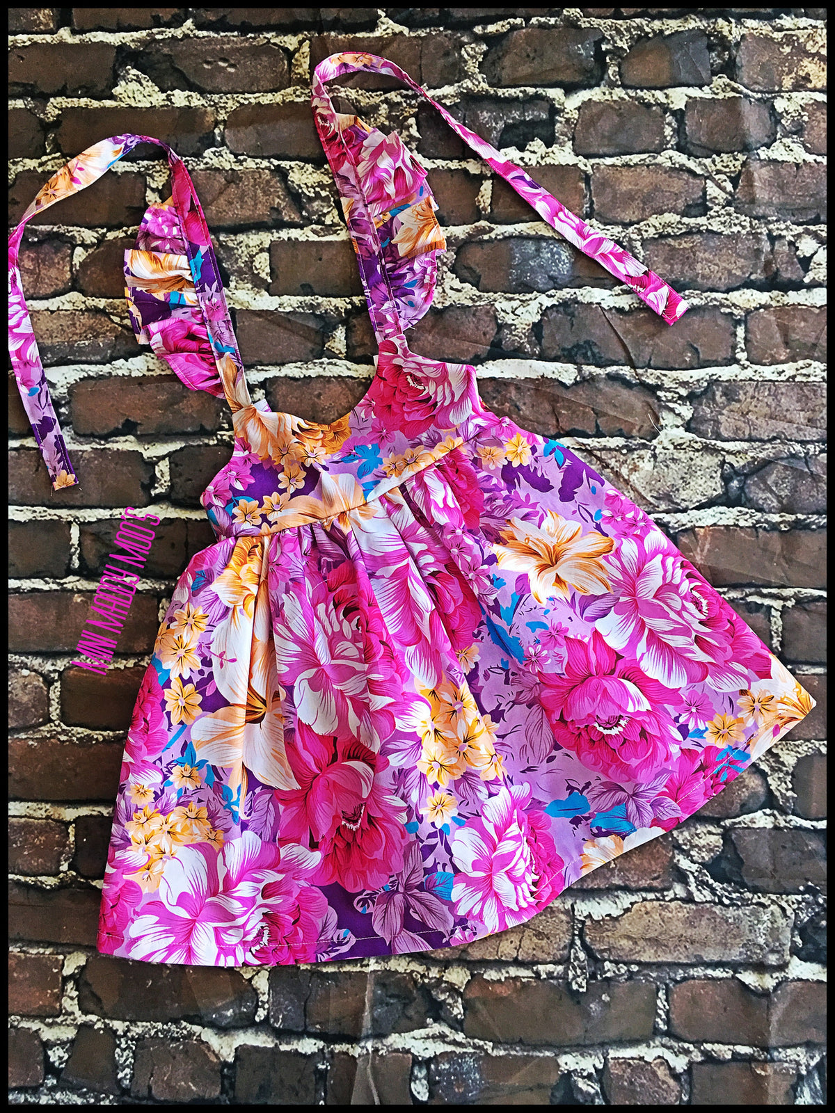 Isabelle Fairy Dress - Mini Maddy Moo's