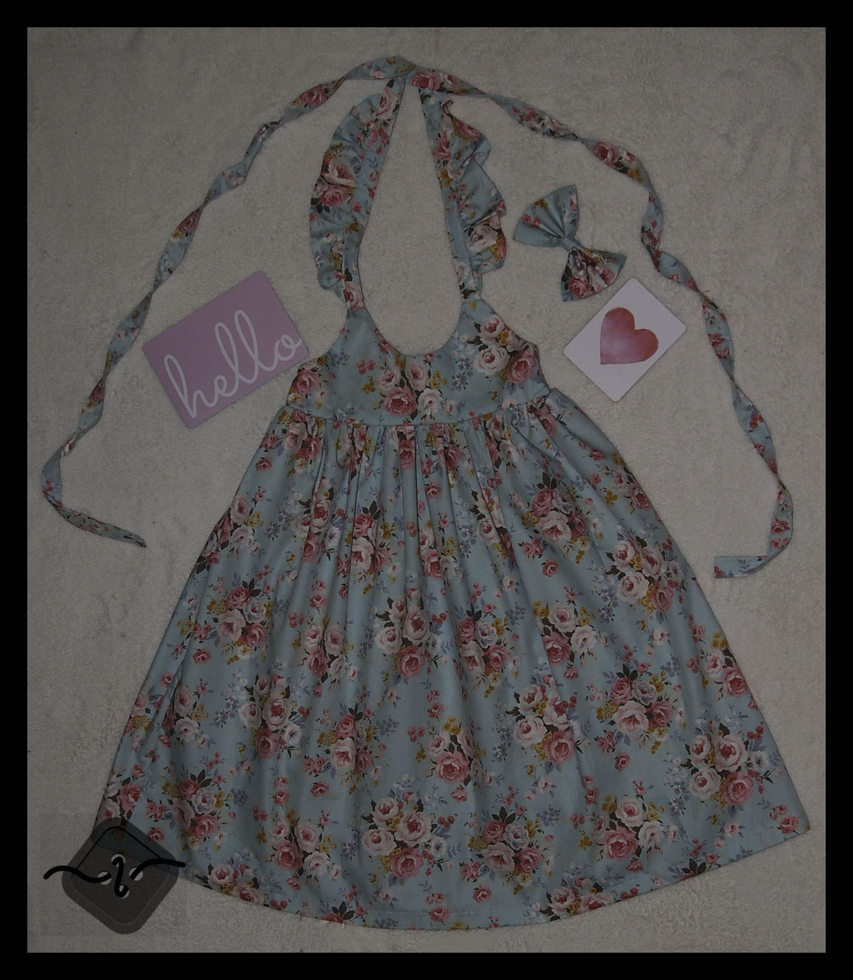 LOVE Fairy Dress - Mini Maddy Moo's