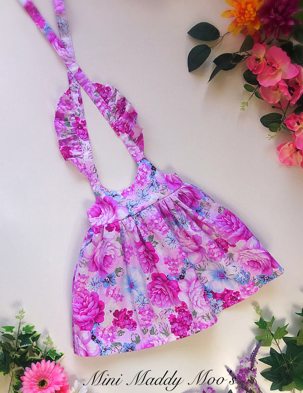 Lila Fairy Dress - Mini Maddy Moo's