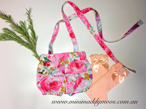 Marley Rose Suspender Puckers - Mini Maddy Moo's