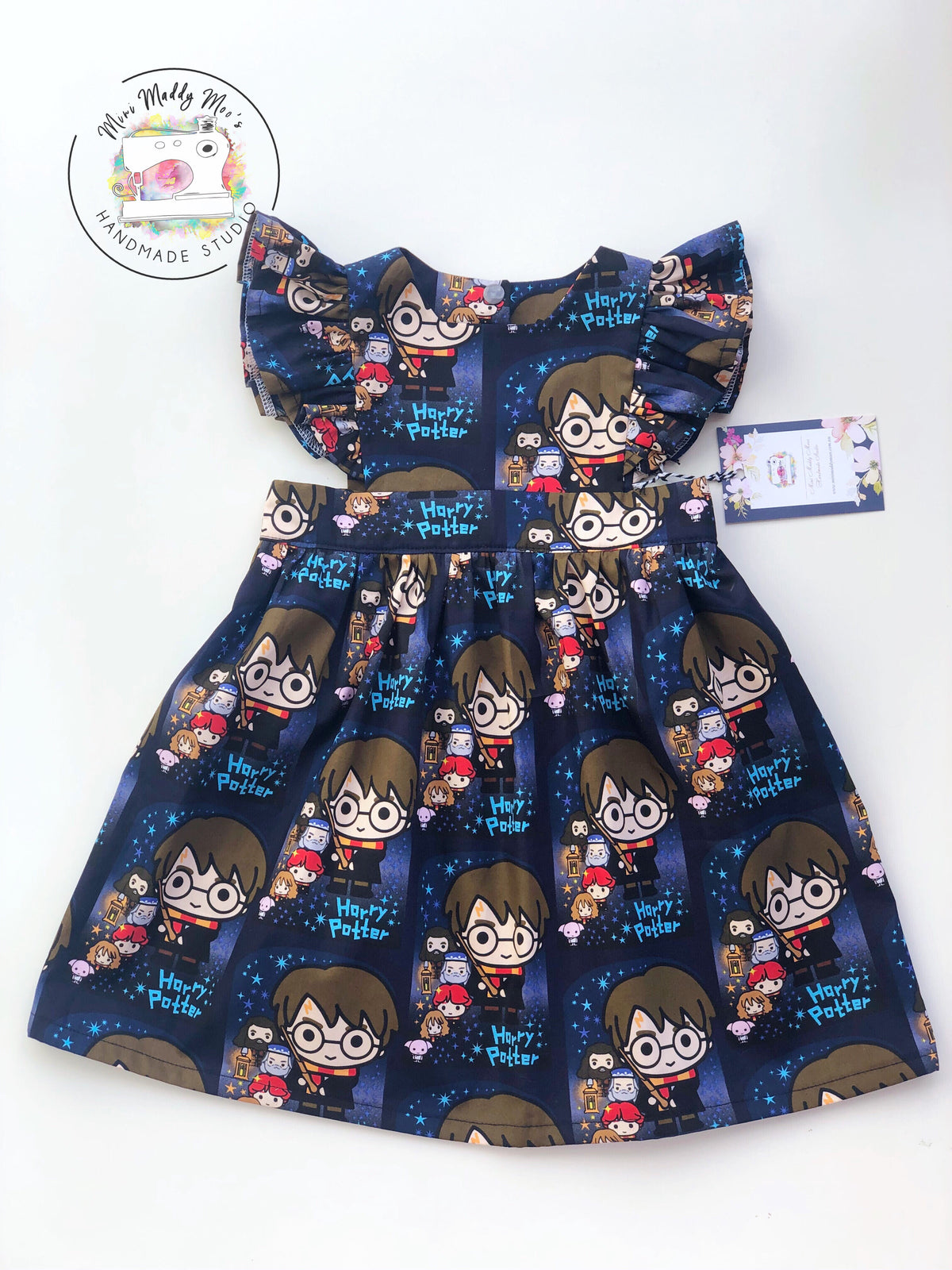 Custom - Polly Pinafore - Mini Maddy Moo's