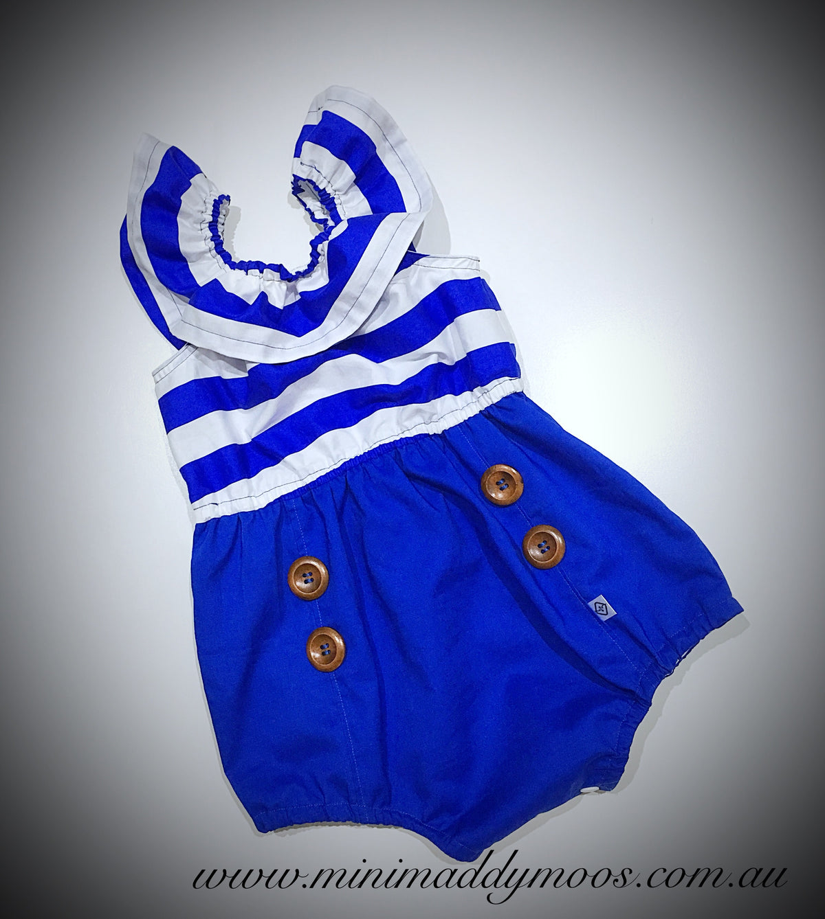 Custom Monroe Playsuit - Mini Maddy Moo's