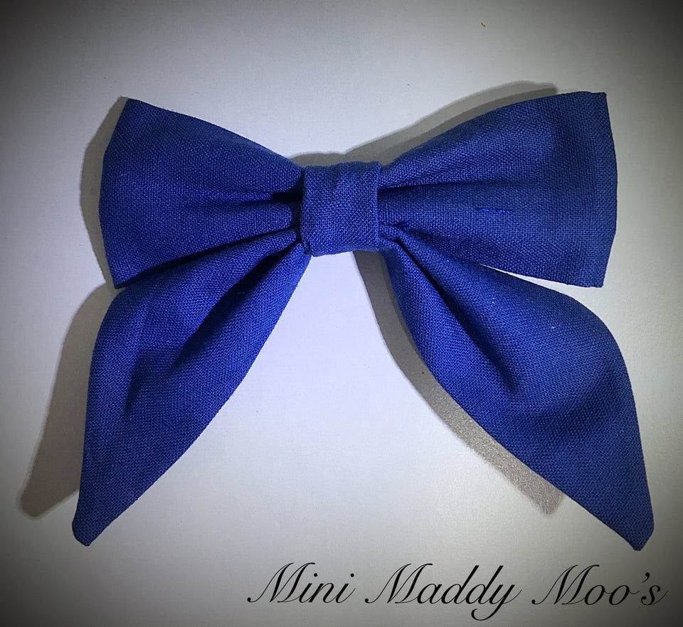 Sailor Bow's - Mini Maddy Moo's